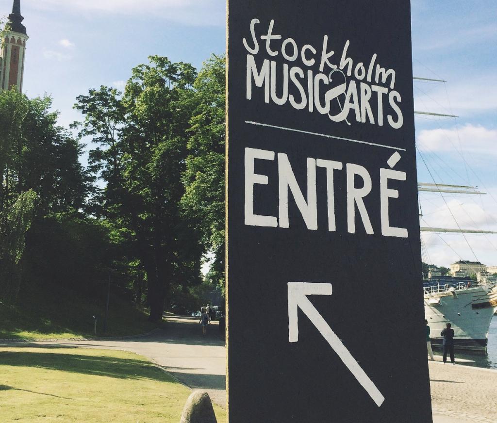 Foto: Stockholm Music & Arts